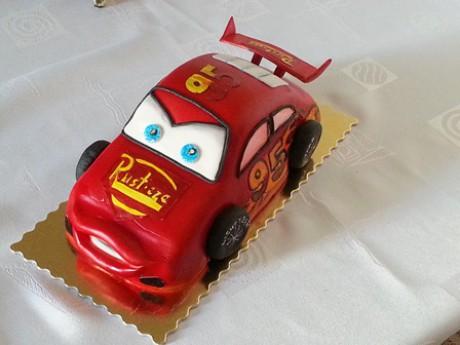 d6c4041cb Maja.Motti - Fotoalbum - dorty dětské - auto Blesk McQueen 2 100 g
